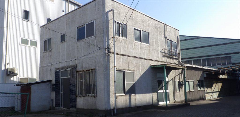 事務所ビル改修工事 ビフォー